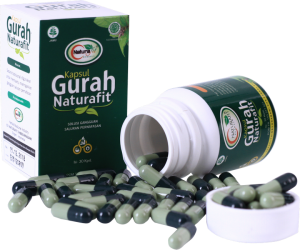 Kapsul gurah herbal