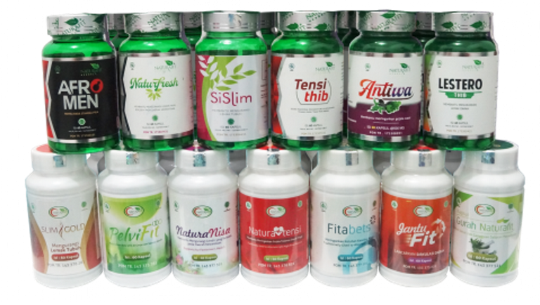 distributor herbal